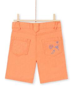 Orange Bermuda JOMARBER2 / 20S902P2BERE405