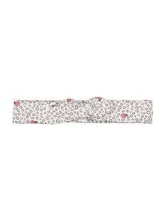 Baby-Stirnband für Mädchen FOU1BAN / 19SF4211BAN099