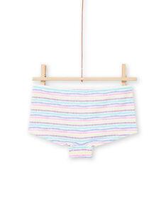 Girl's 3 sortierte fluoreszierende Shorts MEFAHOTLIC / 21WH11B2SHY000
