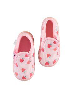Clear pink BOOTIES LBFBOTFRAIS / 21KK3711D0A321