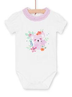 Weißes Baby Mädchen Körper LIVIBOD / 21SG09U1BOD000