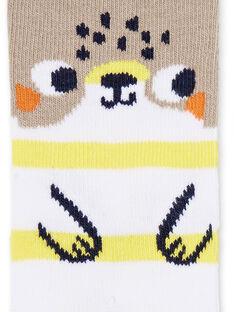 Socken für Jungen (Layette) LYUNOCHO1 / 21SI10L1SOQ001