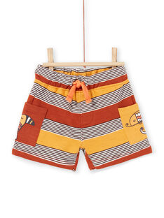Baby Boy Streifen Bermuda Shorts LUTERBER1 / 21SG10V1BERF519