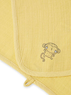 Stapel von 2 gelben Windeln Geburt LOU1LAN2 / 21SF41H1LAN103