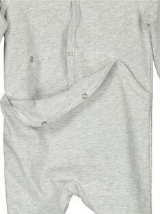 Strampler aus Baumwolle für Babys Jungen FEGAGRECRO / 19SH1446GREJ906