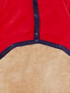 Red ROMPER KEGAGRENO / 20WH14R1GREF529