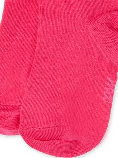 Red SOCKS LYAJOSCHO2A / 21SI0146SOQF507