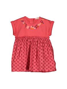 Baby-Kostüm für Mädchen FIBAROB1 / 19SG0961ROB308