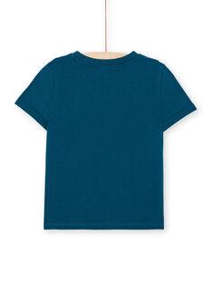 T-shirt Kind Junge LOVERTI6 / 21S902Q6TMC622