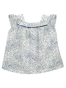 Schicke Baby-Bluse für Mädchen FINECHEM / 19SG09B1CHE000