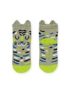 Baby Junge Socken mit Tiermuster MYUKACHO / 21WI10I1SOQG622