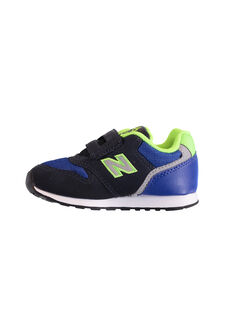 Marineblaue Sneakers für Babys Jungen NEW BALANCE IV996 GBGIZ996DN / 19WK38P2D37C218