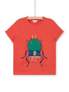 Kurzarm-T-Shirt LOROUTI / 21S902K1TMCE414