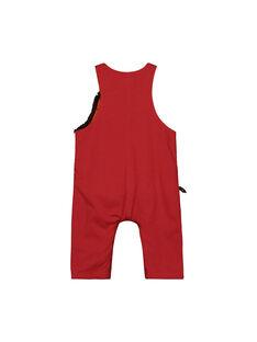 Baby-Latzhose für Jungen FUBASAL / 19SG1061SALF509