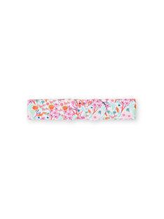 Mehrfarbiges Baby-Mädchen-Stirnband LYIVIBAN / 21SI09U1BAN000