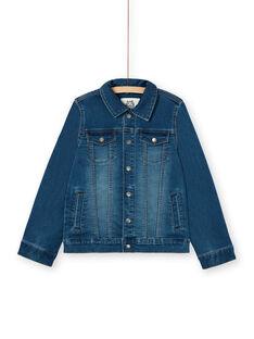 Jeansjacke für Jungen LOGROVES / 21S902R1VESP274