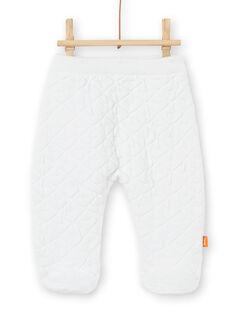 Weiße gemischte Strickwaren zur Geburt LOU1ENS4 / 21SF05H1ENS000