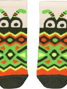 Bedruckte Socken für Babys Jungen FYUYECHO / 19SI10M1SOQ001