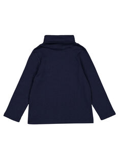 Blue Roll-neck GOBLASOUP / 19W902S1SPLC243