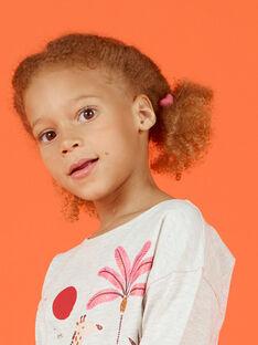 3er Set Herzgummis Kind Mädchen sortiert MYAFUNELA / 21WI01T6ELAH700