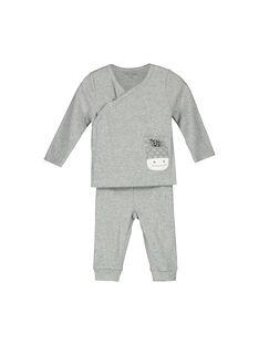 3-teiliges Unisex-Set für Babys FOU1ENS1 / 19SF7712ENS943