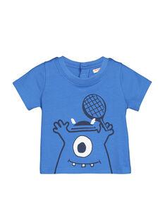 Kurzärmeliges Baby-T-Shirt für Jungen FUJOTI4 / 19SG1034TMC201