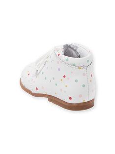 Baby Mädchen Polka Dot Booties LBFBOTISER / 21KK3731D0F000