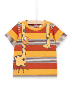 Camel Baby Junge Kurzarm-T-Shirt LUTERTI4 / 21SG10V2TMCF519