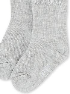 Grey SOCKS KYIESCHO4 / 20WI0987SOQJ920