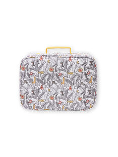 White SUITCASE LOU1VALI / 21SF42H1VAL000
