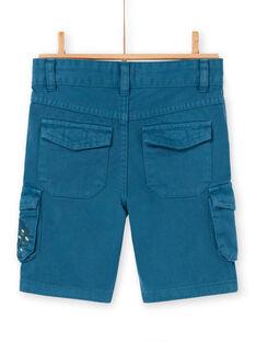 Bermudashorts blau Kind LOVERBER4 / 21S902Q5BER715