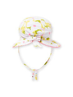 Baby Mädchen Blume Hut LYIBALCHA2 / 21SI09O1CHA000