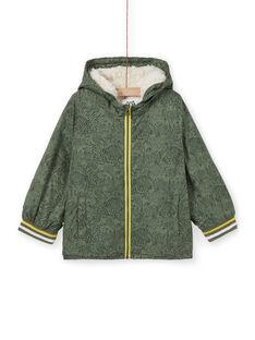 Light green JACKET LOGROBLOU1 / 21S902R1BLO612